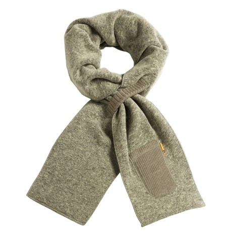 Lole Warm Polar Mix Patch Pocket Scarf (For Women)