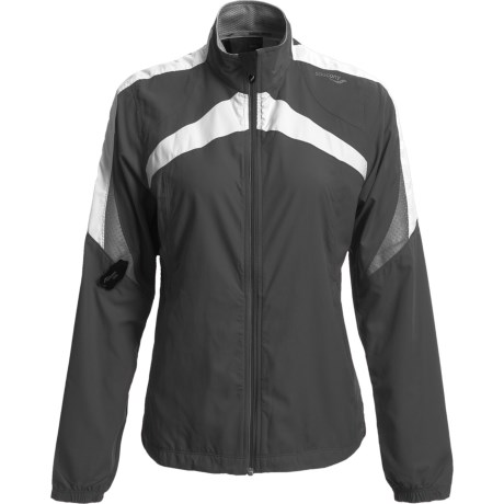 Saucony Ethereal Shell Jacket (For Women)