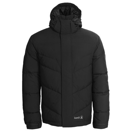 Kamik Puff Down Jacket - 595 Fill Power (For Men)