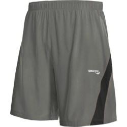 Saucony Interval 2-1 Shorts - Inner Compression Short (For Men)