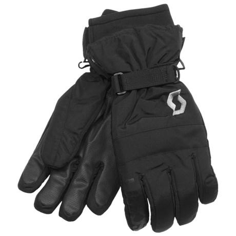 Scott Grand Am Gore-Tex® Gloves - Waterproof, Insulated (For Men and Women)