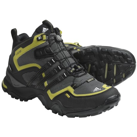 Adidas Outdoor Terrex Fast X FM Mid Gore-Tex® Hiking Boots - Waterproof (For Men)