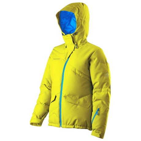 Mammut Arosa Down Jacket - 650+ Fill Power (For Women)