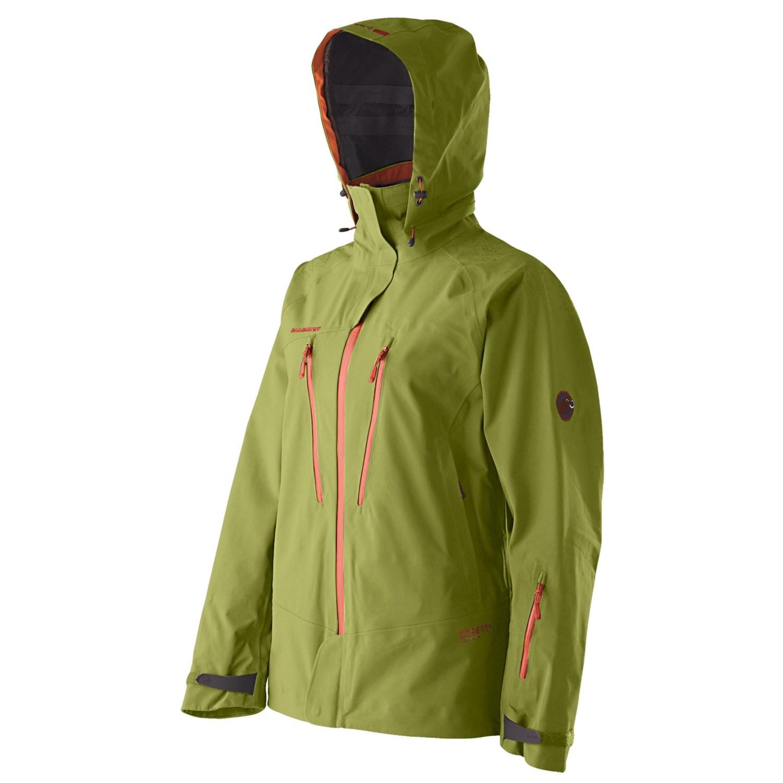 mammut jewel gore tex jacket for women 4624t save 30. Black Bedroom Furniture Sets. Home Design Ideas