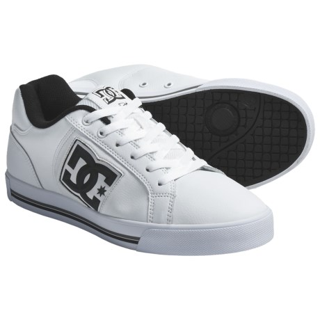 DC Shoes Stock Skate Shoes - Leather (For Men)