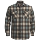 Dakota Grizzly Woodsman Brawny Flannel Shirt - Long Sleeve (For Men)