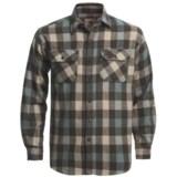 Dakota Grizzly Woodsman Brawny Flannel Shirt - Long Sleeve (For Men)