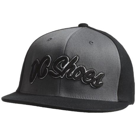 DC Shoes J-Fit Flexfit® Snaps Hat (For Men)