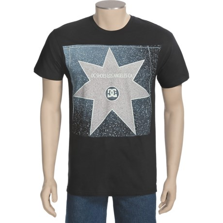 DC Shoes Walk of Stars T-Shirt - Short Sleeve (For Men)