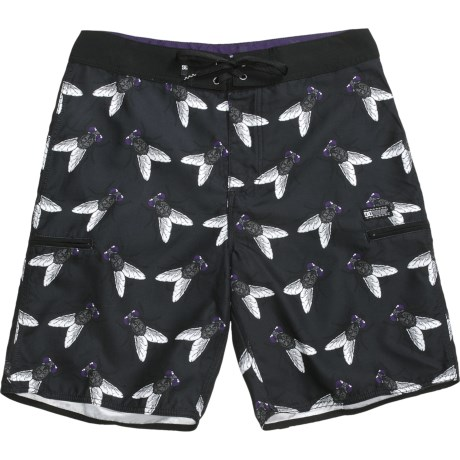 DC Shoes Circus of Mutants Board Shorts (For Men)