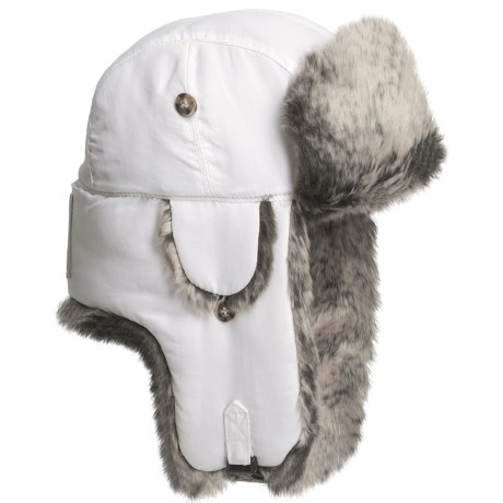 Mad Bomber® Supplex® Silver-Tinted Aviator Hat - Recycled Materials (For Men and Women)