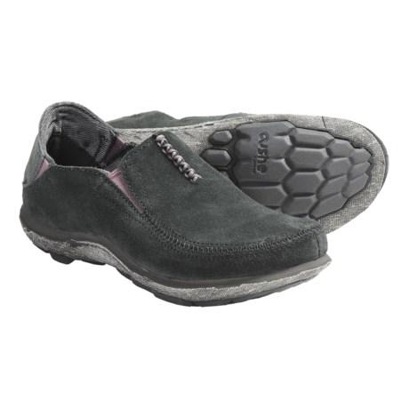 Cushe Surf Slipper Shoes - Suede, Slip-Ons (For Women)