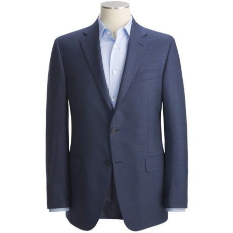Hickey Freeman Fancy Sport Coat - Silk-Worsted Wool (For Men)