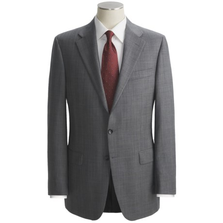 Hickey Freeman Glen Plaid Suit - Worsted Wool (For Men)