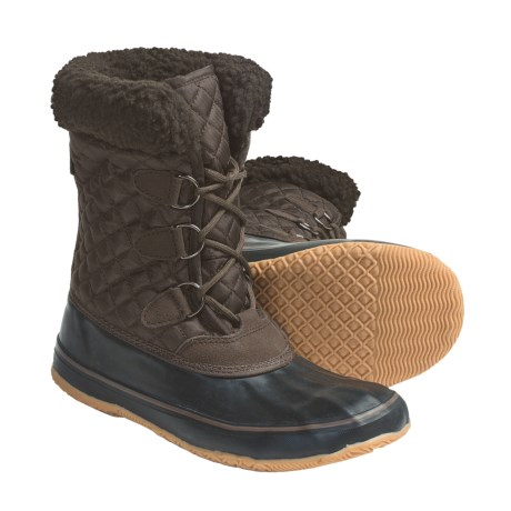 Kamik Snowfling Winter Pac Boots - Waterproof, 200g Thinsulate® (For Women)