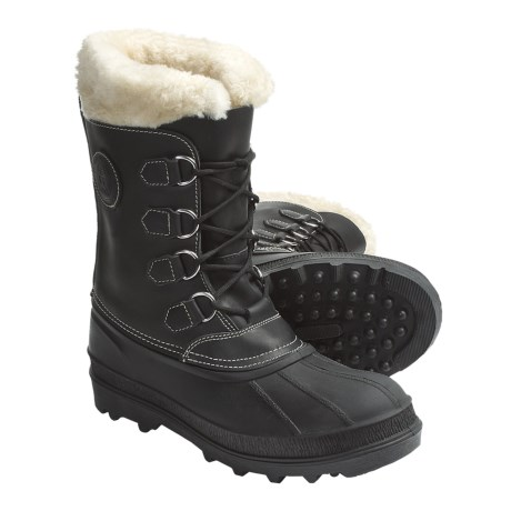 Kamik Pearson Winter Pac Boots - Waterproof, Insulated (For Men)
