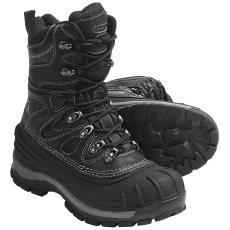 Kamik Patriot3 Winter Pac Boots - Waterproof, Insulated (For Men)