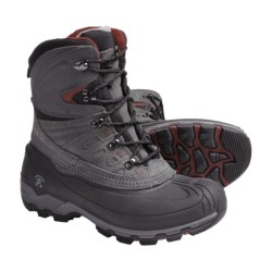 Kamik Nordic Pass Winter Boots - Waterproof, Insulated (For Men)