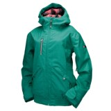 Ride Snowboards Magnolia Shell Jacket - Waterproof (For Women)