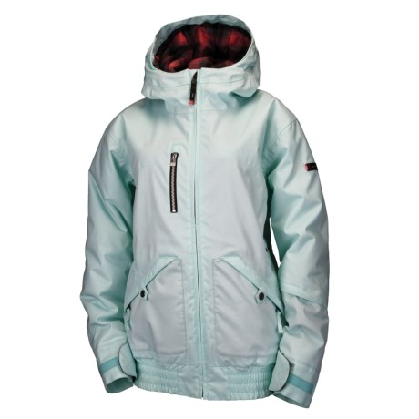 Ride Snowboards Magnolia Jacket - Waterproof, Insulated (For Women)