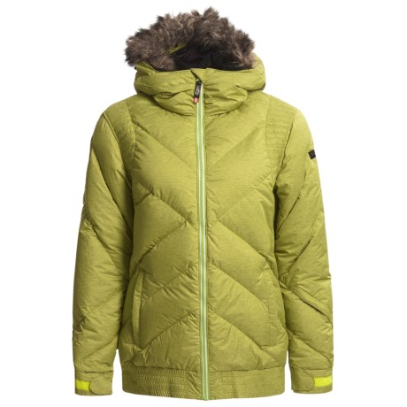 Ride Snowboards Ravenna Down Jacket (For Women)