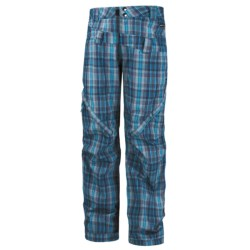 Ride Snowboards Westlake Print Shell Pants- Waterproof (For Men)