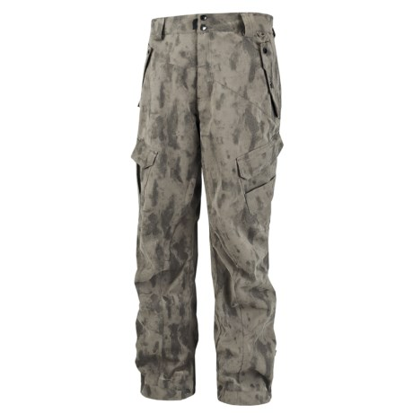 Ride Snowboards Belltown Print Shell Pants - Waterproof (For Men)