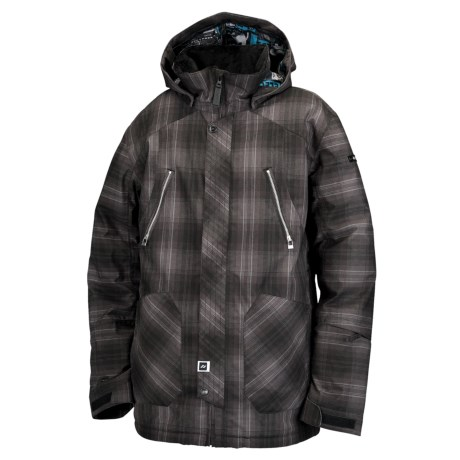 Ride Snowboards Sodo Jacket - Waterproof, Insulated (For Men)