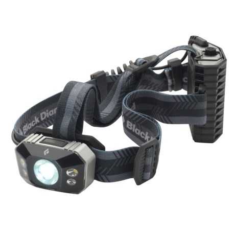 Black Diamond Equipment Icon LED Headlamp
