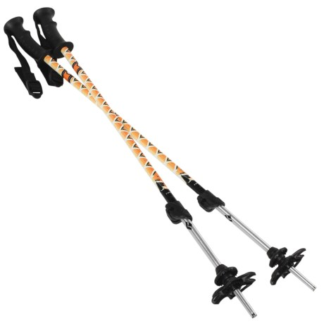 Black Diamond Equipment First Strike Trekking/Ski Poles - Pair (For Kids)