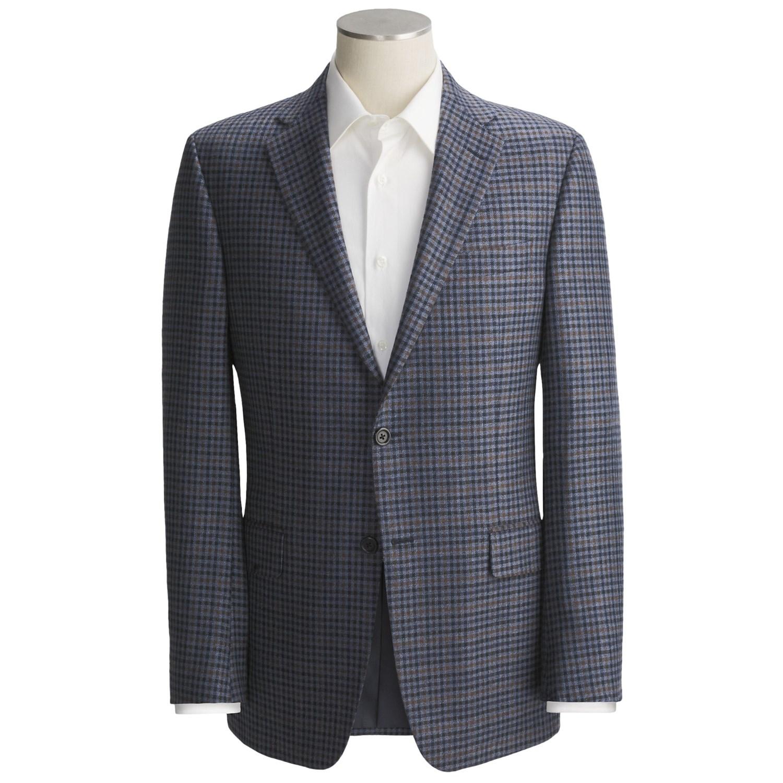Hickey freeman cashmere overcoat