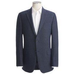 Hickey Freeman Fancy Sport Coat -Worsted Wool (For Men)