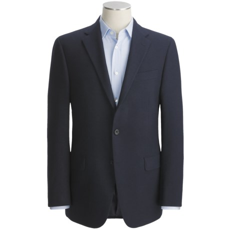 Hickey Freeman Ribbed Sport Coat - Worsted Wool (For Men)