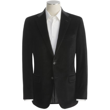 Hickey Freeman Cotton Velour Sport Coat (For Men)