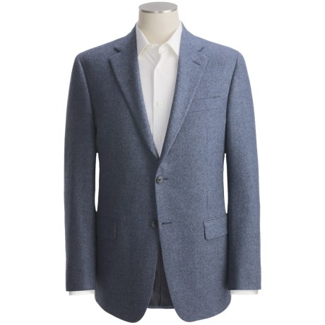 Hickey Freeman Boucle Sport Coat - Wool-Cashmere (For Men)