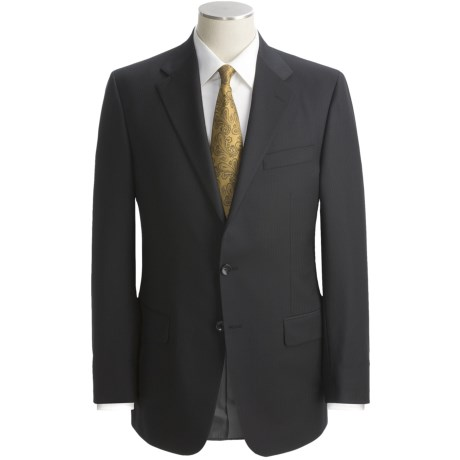 Hickey Freeman Subtle Tonal Stripe Suit - Worsted Wool (For Men)