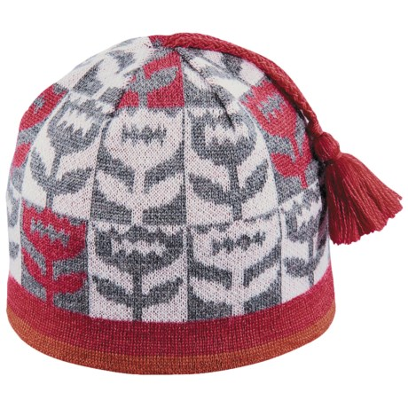 Pistil Tulip Beanie Hat (For Women)