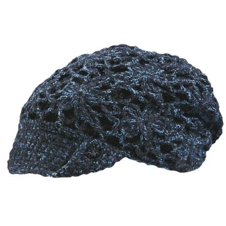 Pistil Violet Cap (For Women)