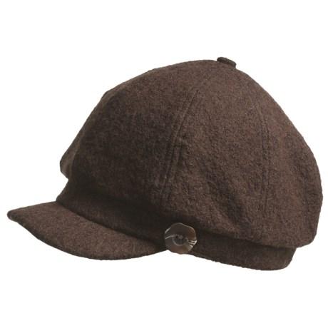 Pistil Cabbie Cap (For Women)