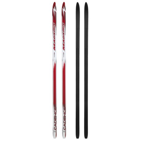 Madshus Cadence 120 Classic Cross-Country Touring Skis