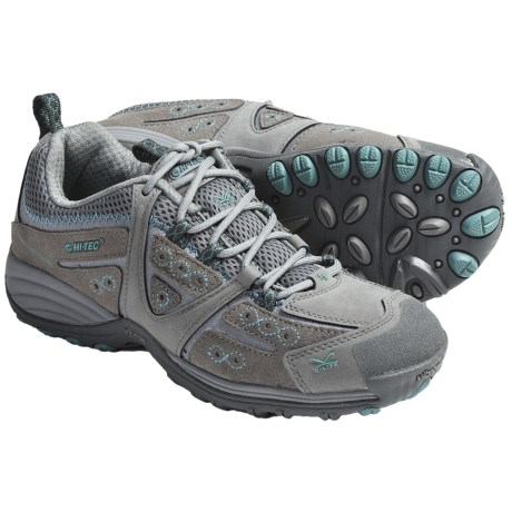 Hi-Tec V-Lite Total Terrain Lace Shoes (For Women)