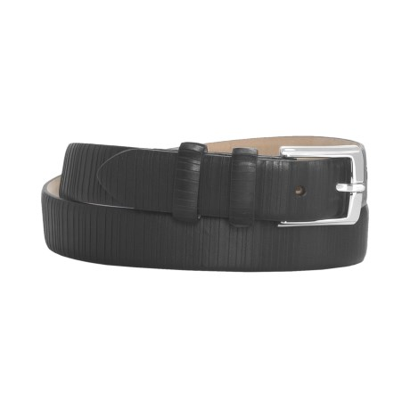 DiStefano Calfskin Dress Belt (For Men)