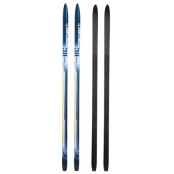 Fischer Country Crown Classic Cross-Country Touring Skis