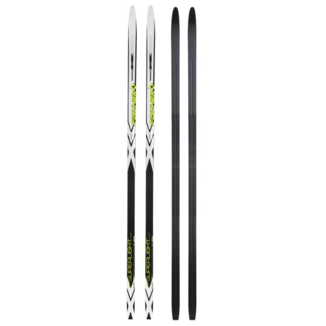 Fischer Superlight Crown Classic Cross-Country Touring Skis