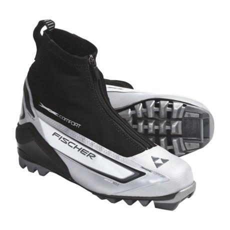 Fischer XC Comfort Cross-Country Ski Boots - NNN