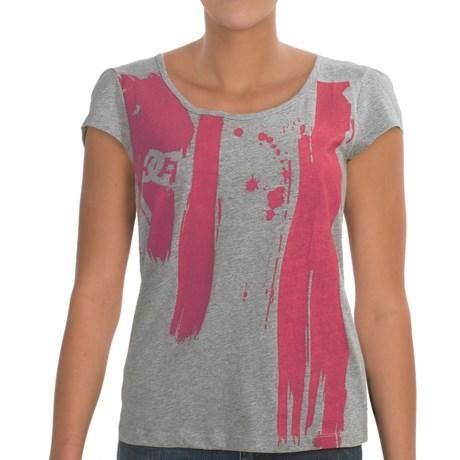 DC Shoes You Wish T-Shirt - Short Sleeve (For Women)