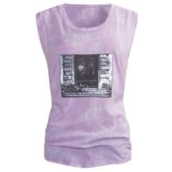 DC Shoes Bike Muscle T-Shirt - Sleeveless (For Women)