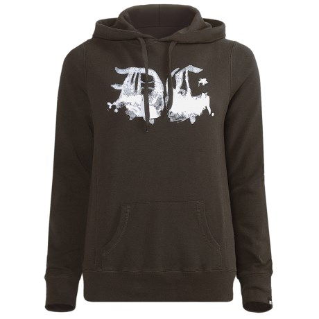 DC Shoes Citizen Hoodie (For Women)