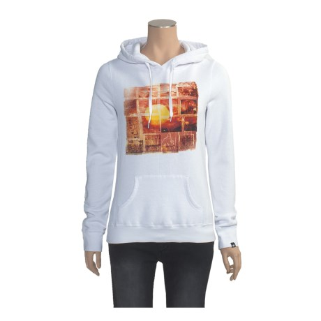 DC Shoes Pagosa Pullover Hoodie Sweatshirt (For Women)