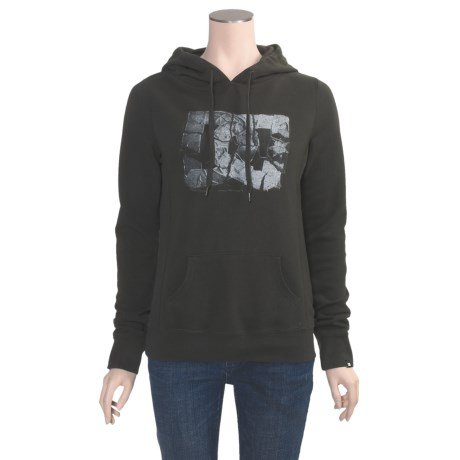 DC Shoes Cimmaron Pullover Hoodie Sweatshirt (For Women)